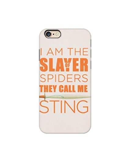 huge selection of a418c 382c5 Sting Phone case for iPhone 6S by Paintcollar.com: Amazon.in ...