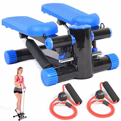 Aerobic Mini Stepper Leg Toner Toning Workout Low Impact Fitness Gym...