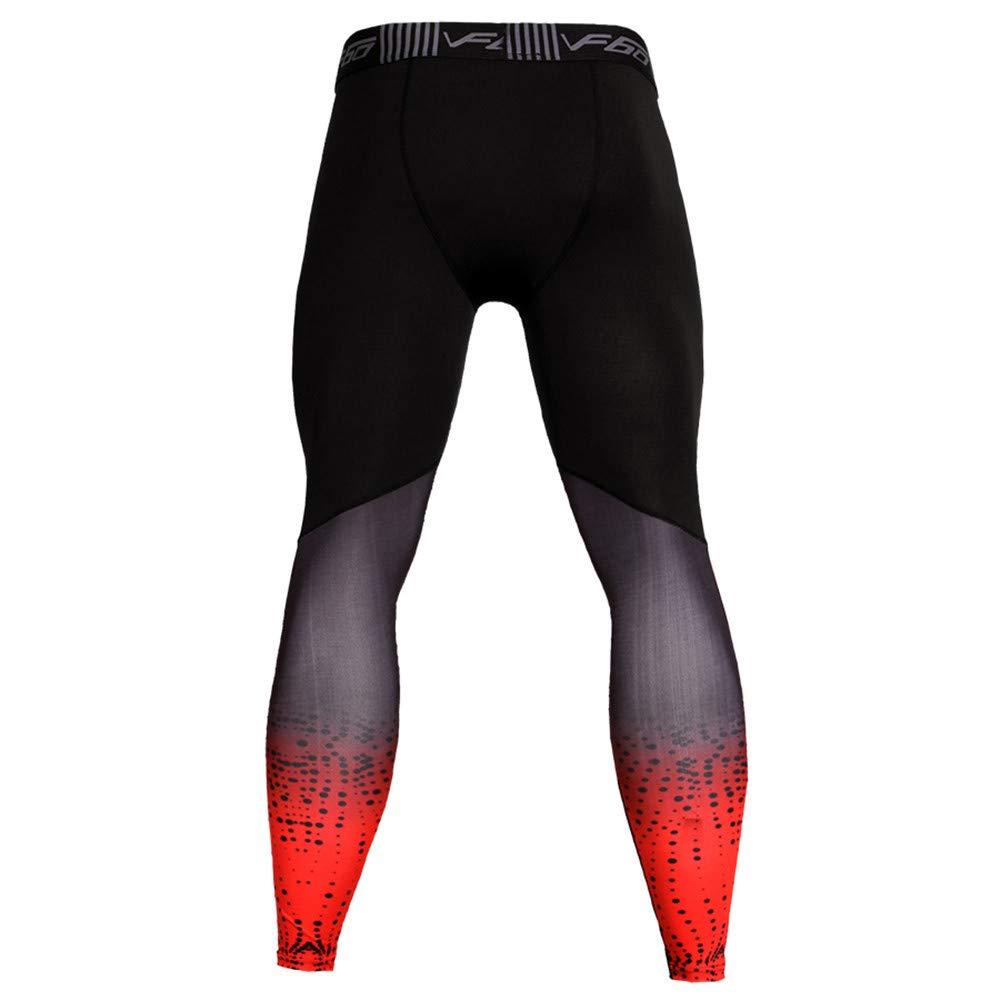 9390571b68 Ropa VPASS Pantalones para Hombre Chá ndal de Hombres Deportivos Running  Pants Jogging Pantalon Fitness Gym ...