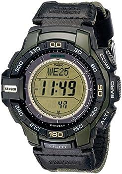 Casio Protrek Solar Compass Digital Watch