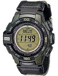 Casio Mens PRG-270B-3CR PRO TREK Green Watch