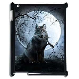 Wolf CUSTOM Cell Phone Case for iPad2,3,4 LMc-24571 at LaiMc