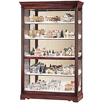 Amazon Com Howard Miller 680 473 Ramsdell Curio Cabinet