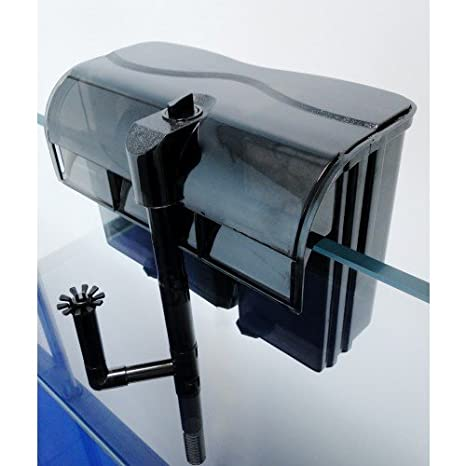 HBL-701 filtro externo de mochila mochila Cascada 600 L/H 8 W Acuario Dolce Marino: Amazon.es: Hogar