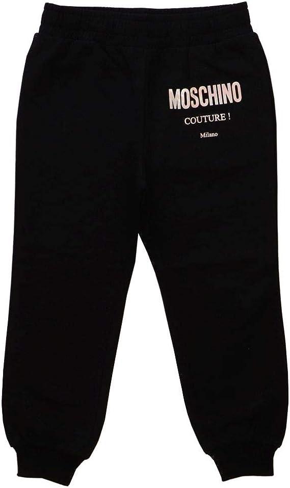 Moschino Pantalone in Felpa Couture