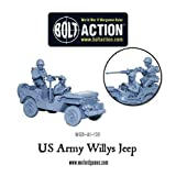 Us Army Willy's Jeep Miniature