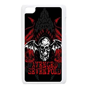 Generic Case Avenged Sevenfold For Ipod Touch 4 G7T6788953