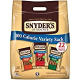 Snyder's of Hanover Pretzels Variety 100 Calorie Packs, 22 Count