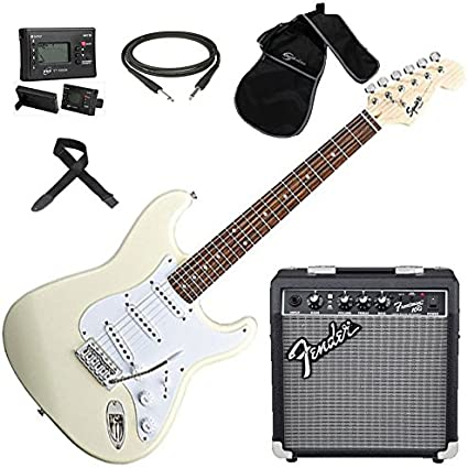 FENDER Squier Stratocaster BULLET ATW SLV guitarra eléctrica ...