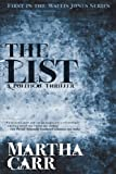 The List, Martha Carr, 1620304309