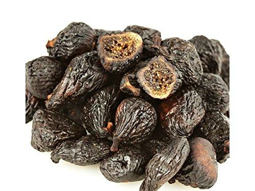 Bulk Fruits Black Mission Figs, 30 Pound by Bulk Fruits