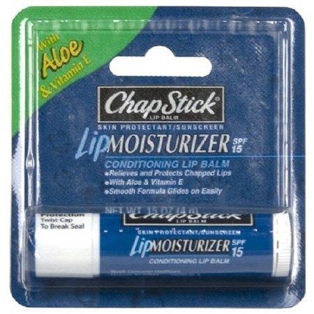 ChapStick Lip Moisturizer, 0.15-Ounce Sticks (Pack of 24) by ChapStick