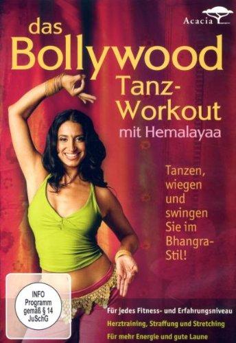 Fitness - Das Bollywood Tanz-Workout mit Hemalaya
