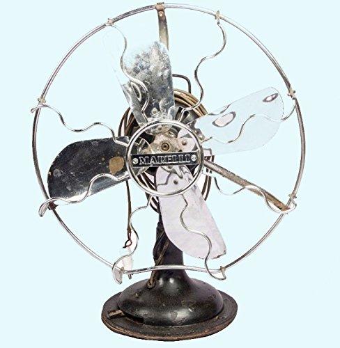 antique metal table fans - 7
