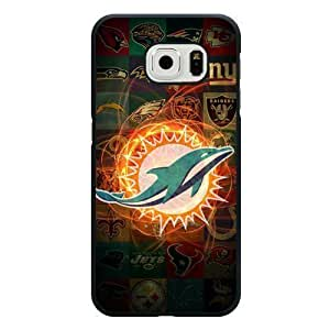 For Samsung Galaxy Note 3 III Cover Edge Case, Diy NFL Miami Dolphins Logo Black Hard Shell For Samsung Galaxy Note 3 III Cover Edge Case, Miami Dolphins Logo Edge Case(Only Fit for Edge)