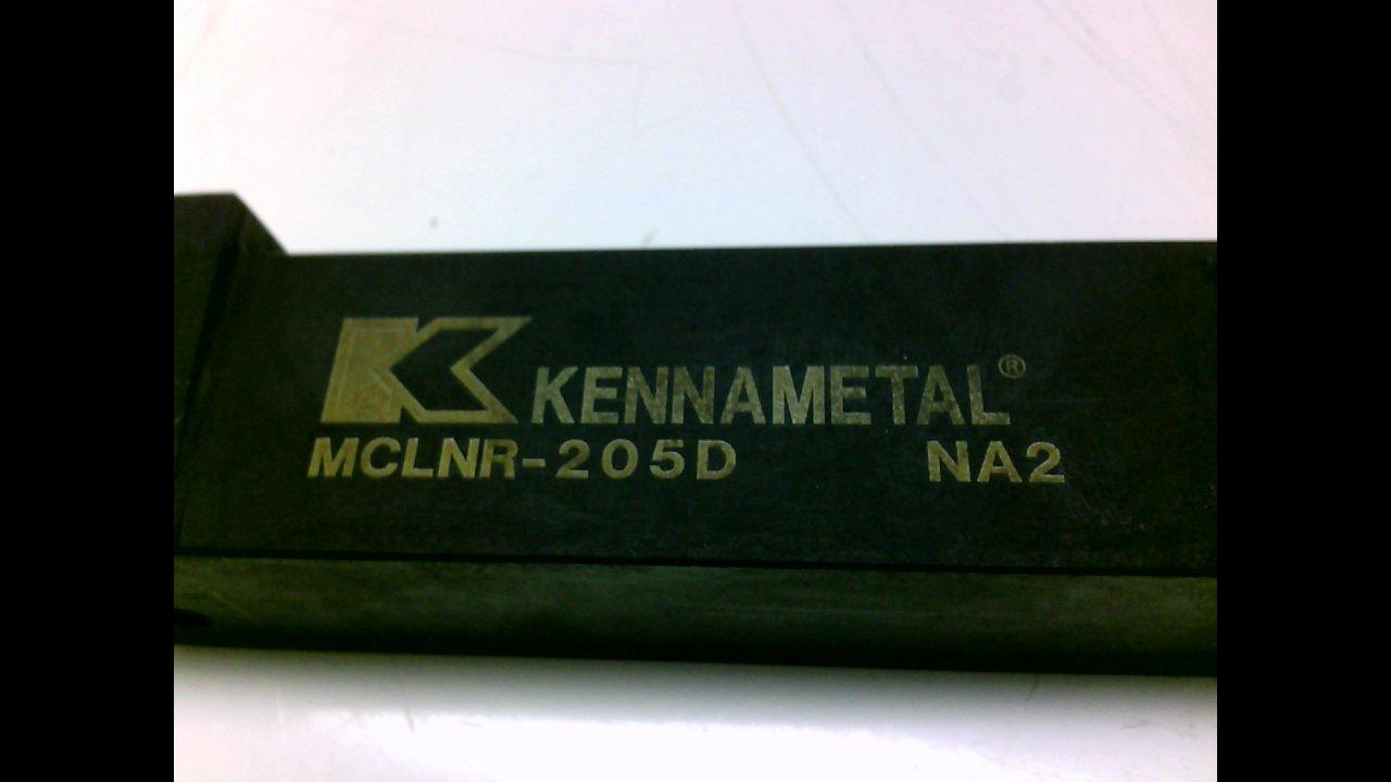 Kennametal MCLNR205D EDP # KEN 1096076