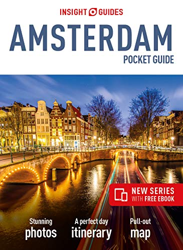 Insight Guides Pocket Amsterdam (Travel Guide with Free eBook) (Insight Pocket Guides)