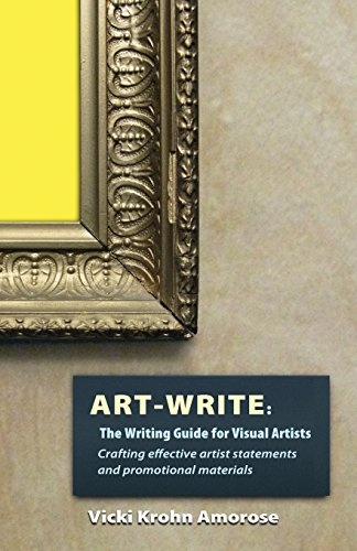 Pdf Reference Art-Write: The Writing Guide for Visual Artists