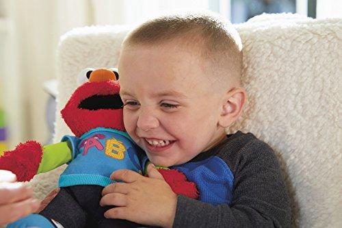 Sesame Street Talking ABC Elmo Figure