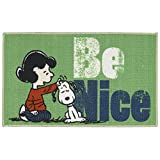 """Peanuts Baby Be Nice Accent Rug, Green, 1' 6"""" x 2' 4"""""""