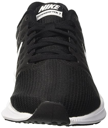 Negro Running Zapatillas White 7 black Mujer Para De Nike Wmns Downshifter Anthracite Xw4qZ8H