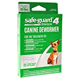 Guard 4 Canine 8in1 Safe Dewormer for Small Dogs, 3 day treatment