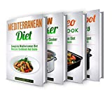 Product review for Mediterranean: Slow Cooker: Paleo: Crockpot: Box Set: The Ultimate Recipes Cookbook Box Set(30+ Free Books Included!) (Mediterranean Diet, Mediterranean ... Beginners Guide, Mediterranean, Cooking)
