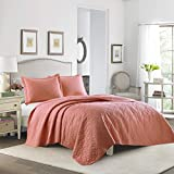 Laura Ashley   Solid Collection   Quilt Set-Ultra