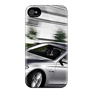 Hot Fashion NCo2055sDLS Design Case Cover For Iphone 4/4s Protective Case (bmw 5 Series 2011)