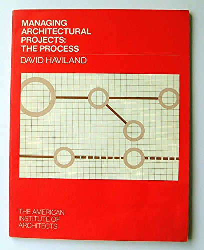 Managing Architectural Projects: The Process