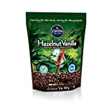 Zavida Coffee Hazelnut Vanilla Whole Bean - 2lb (pack of 6)