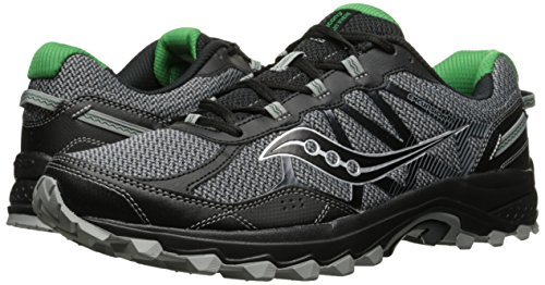 Pictures of Saucony Men's Excursion TR11 Grey Green Grey Green 4