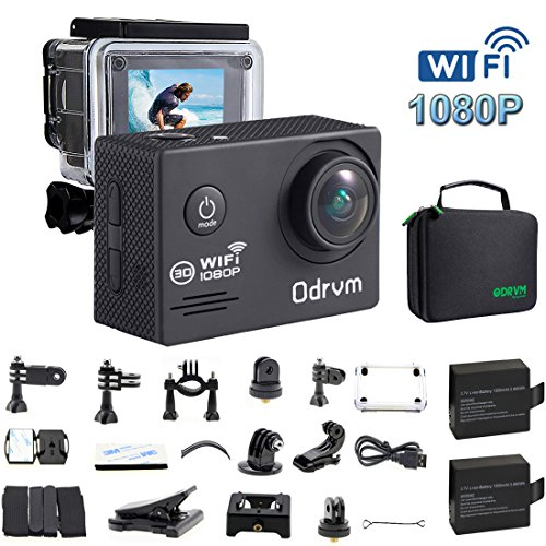 wifi-action-camera-waterproof-170-degree-angle-underwater-camera-diving-30m-with-20inch-lcd-and-19pc