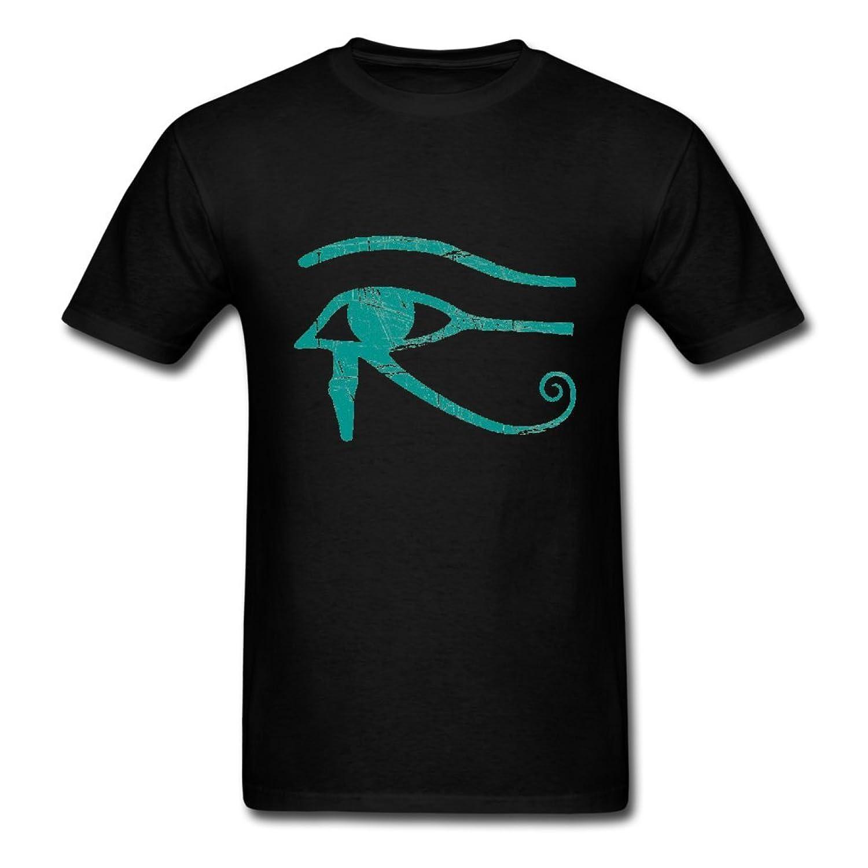 HyGee Ancient Eye of Horus Suitable Men's Tee Shirt