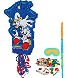 BirthdayExpress Sonic the Hedgehog Party Supplies - Pinata Kit