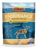 Zuke's Enhance Endurance Peanut Butter Formula Functional Chews Dog Treats - 5 oz. Pouch