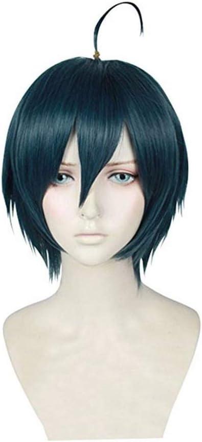 Peluca Shuichi para cosplay Danganrompa