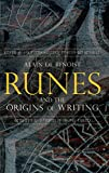 Book cover from Runes and the Origins of Writing by Alain de Benoist