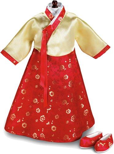 Korea (Doll Costumes For Kids)