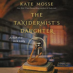 The Taxidermist's Daughter Audiobook