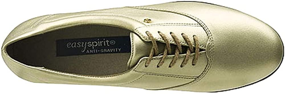 Easy Spirit Women's Motion Sport Lace-Up Sneaker Pewter