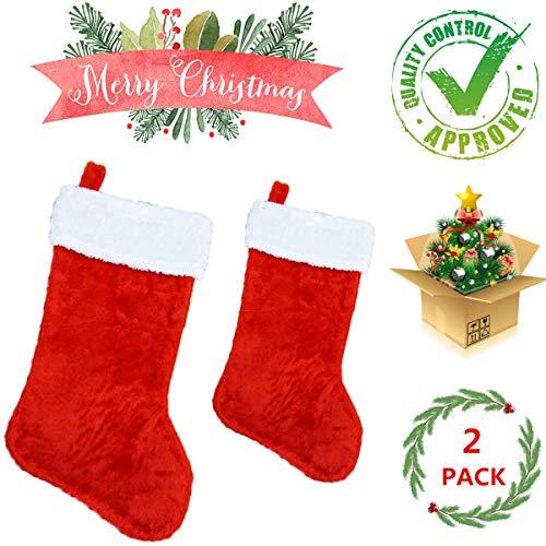 (Christmas Stockings Christmas Decorations Large 16.5