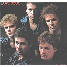 Loverboy: Keep It Up LP VG++/NM Canada Columbia QC 38703 with lyric sleeve