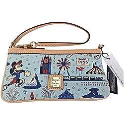 Disney Dooney & Bourke Disneyland Half Marathon 2016 Wristlet Purse Bag