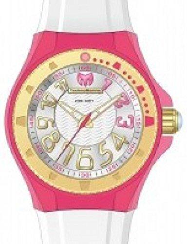 Technomarine TM-115228 Women's Cruise Original Collection Gold Tone & Pink Watch