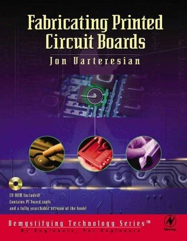 Fabricating Printed Circuit Boards (Demystifying Technology) by Jon Varteresian (2002-07-03) Zebra Printed Circuit Board