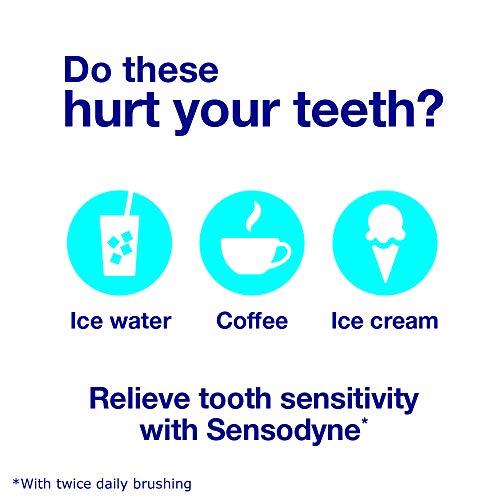 Sensodyne Repair & Protect Teeth Whitening Sensitive Toothpaste, Cavity Prevention and Sensitive Teeth Treatment – 3.4…