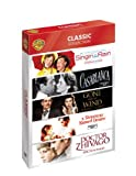 The Warner Brothers Classics Collection: Singin' in the Rain (1952) / Casablanca (1942) / Gone with the Wind (1939) / a Streetcar Named Desire (1951) / Doctor Zhivago (1965)
