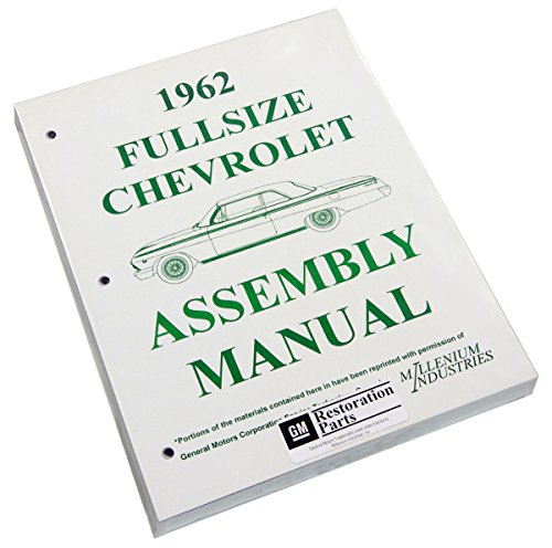Inline Tube (I-2-15) Factory Assembly Manual for 1962 Chevrolet Full Size Cars (Bel Air and Impala) by Inline Tube (Image #9)