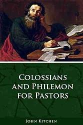 Colossians and Philemon for Pastors